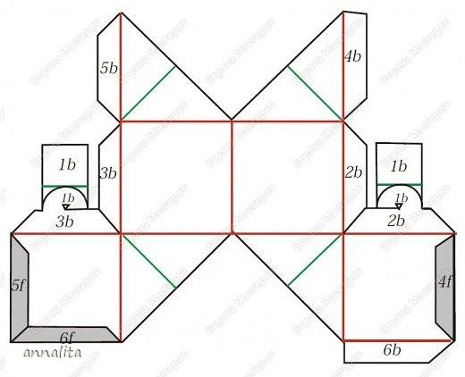 Куб судьбы Бумага фото 7