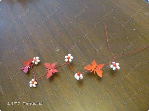 Добрый вечер, дорогие!  Вот и результат обещанного МК по цветочно-бабочковым деревцам.  Остальные деревца можно посмотреть тут: https://stranamasterov.ru/node/554779  и тут: https://stranamasterov.ru/node/594291  Приступаем! фото 8