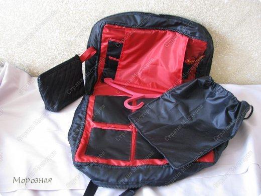 По просьбе сестренки сшила ей дорожную сумку-органайзер для поездок. МК и идею  по пошиву такой сумки взяли вот тут: http://www.vsehobby.ru/sumka_organajzer.html фото 2