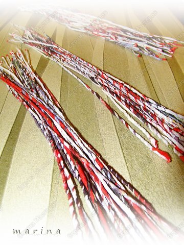 Картина панно рисунок Мастер-класс Поделка изделие День рождения Аппликация Волшебный саженец Картон Клей Краска Мешковина Салфетки фото 8