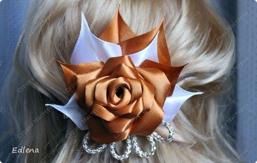 Немного украшений для волос на просмотр;). фото 16