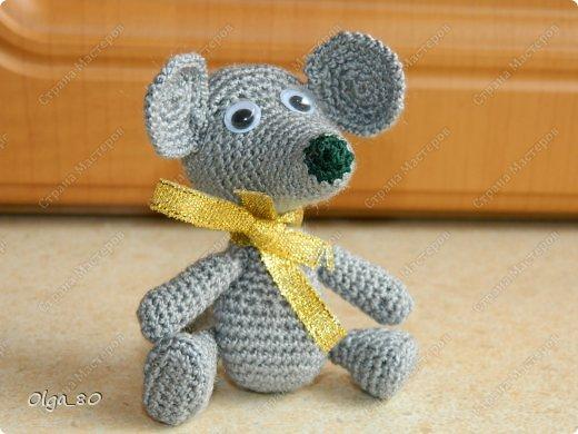 Делала подарок по летней Игре-сюрпризу для замечательной мастерицы Юли (Крысена лапчатая). Разве я могла обойтись без мышей?! Юля подарок получила, значит я могу его показать всем фото 3