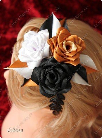 Немного украшений для волос на просмотр;). фото 8