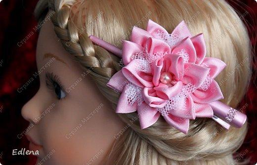 Немного украшений для волос на просмотр;). фото 1