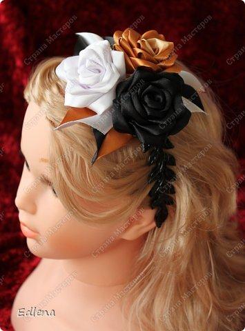 Немного украшений для волос на просмотр;). фото 7