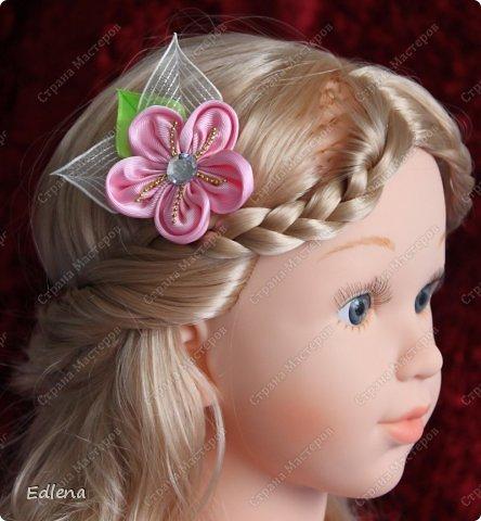 Немного украшений для волос на просмотр;). фото 5