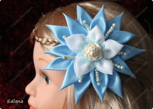 Немного украшений для волос на просмотр;). фото 13