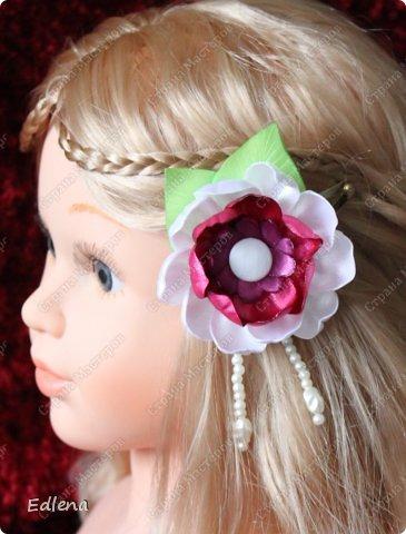 Немного украшений для волос на просмотр;). фото 17