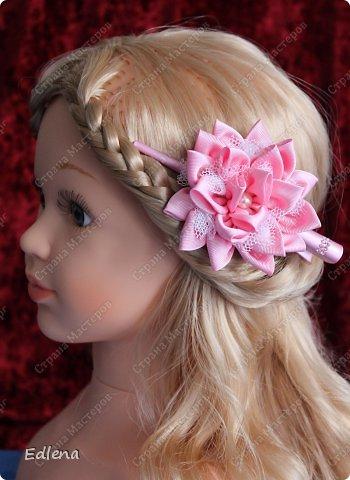 Немного украшений для волос на просмотр;). фото 2