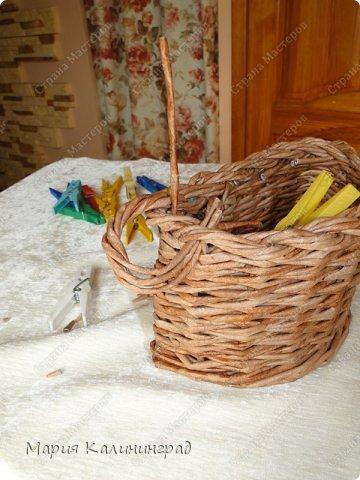 Мастер-класс Поделка изделие Плетение Итальянская коса мк Кружево Трубочки бумажные фото 25