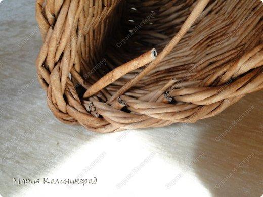 Мастер-класс Поделка изделие Плетение Итальянская коса мк Кружево Трубочки бумажные фото 29