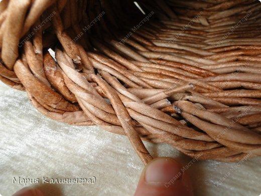 Мастер-класс Поделка изделие Плетение Итальянская загибка мк Кружево Трубочки бумажные фото 31