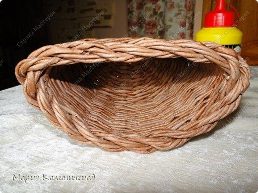 Мастер-класс Поделка изделие Плетение Итальянская коса мк Кружево Трубочки бумажные фото 32