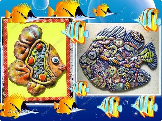 Мастер-класс Поделка изделие Лепка Рыбки такие разные Тесто соленое фото 1