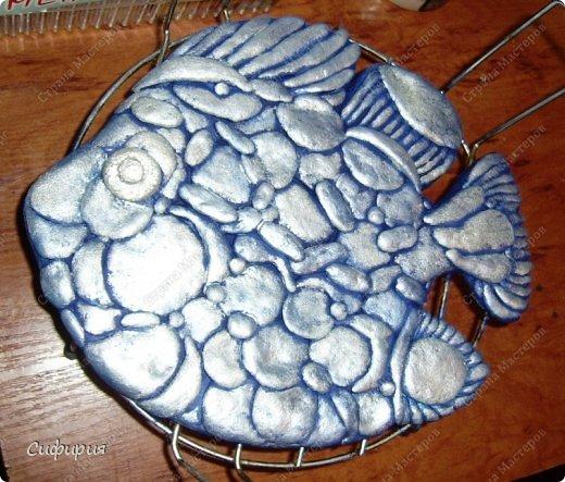 Мастер-класс Поделка изделие Лепка Рыбки такие разные Тесто соленое фото 23