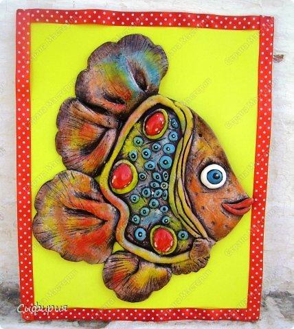 Мастер-класс Поделка изделие Лепка Рыбки такие разные Тесто соленое фото 3