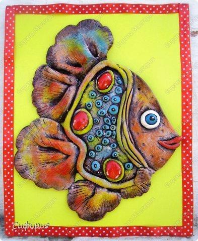 Мастер-класс Поделка изделие Лепка Рыбки такие разные Тесто соленое фото 18
