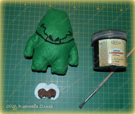 Здравствуйте. Сегодня будем шить забавного малыша крокодила с игрушками. фото 7