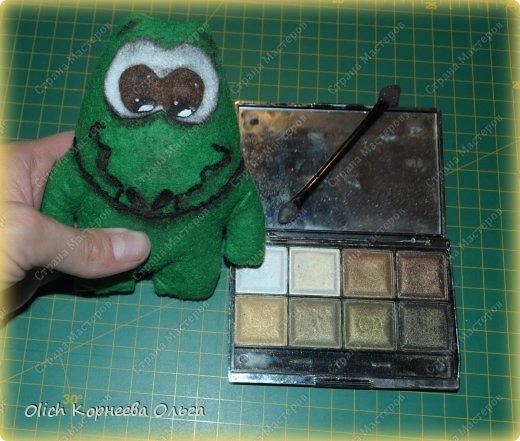 Здравствуйте. Сегодня будем шить забавного малыша крокодила с игрушками. фото 8