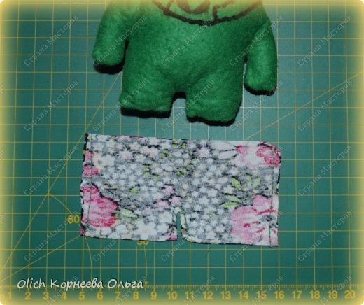 Здравствуйте. Сегодня будем шить забавного малыша крокодила с игрушками. фото 9