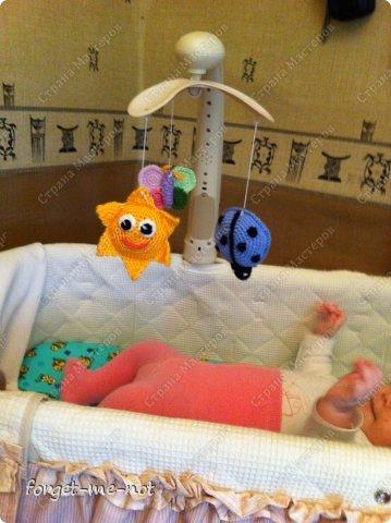 Новые игрушечки для детского мобиля фото 3
