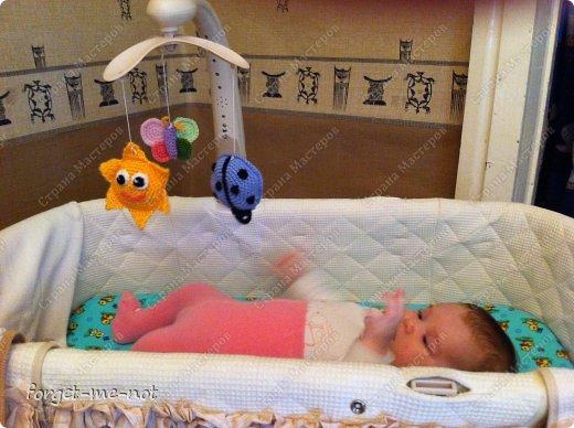 Новые игрушечки для детского мобиля фото 4