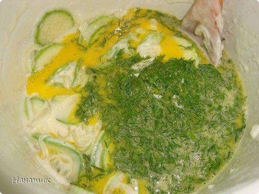 Кулинария Мастер-класс Рецепт кулинарный Оригинальная запеканка из кабачков с сыром Продукты пищевые фото 9