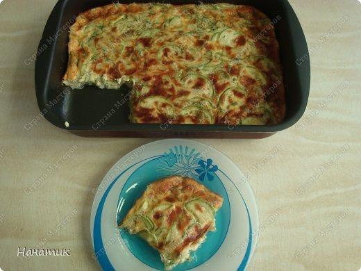 Кулинария Мастер-класс Рецепт кулинарный Оригинальная запеканка из кабачков с сыром Продукты пищевые фото 13