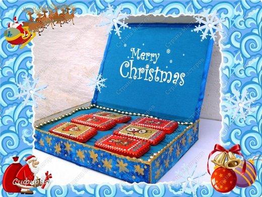 Мастер-класс Поделка изделие Новый год Рождество Декупаж Роспись Необычно и просто готовлюсь к Новому Году Гипс Краска Материал бросовый фото 1