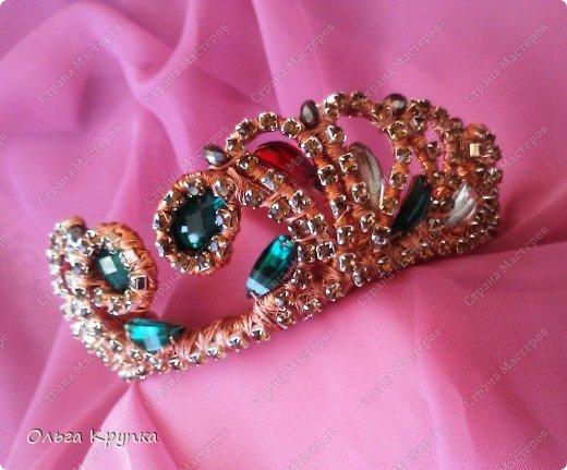 Корона в Османском стиле + обещанный МК фото 1