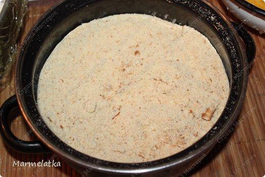 Холодный торт с зефиром( без выпечки) фото 4