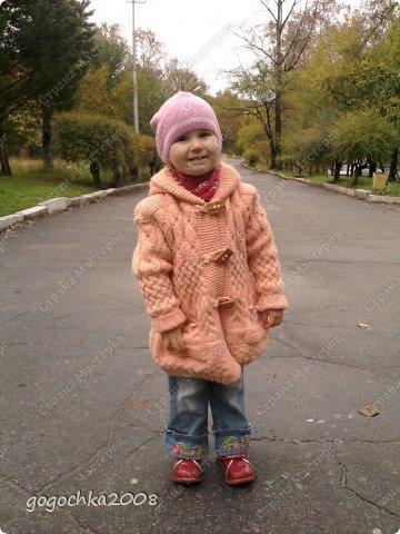пальтишко для лапочки-дочки фото 4