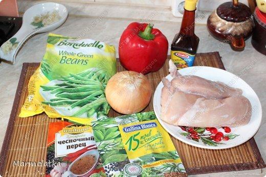 Теплый салат фото 2