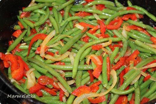 Теплый салат фото 12