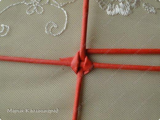 Мастер-класс Поделка изделие Плетение Мк круглого донышка Бумага газетная Трубочки бумажные фото 2