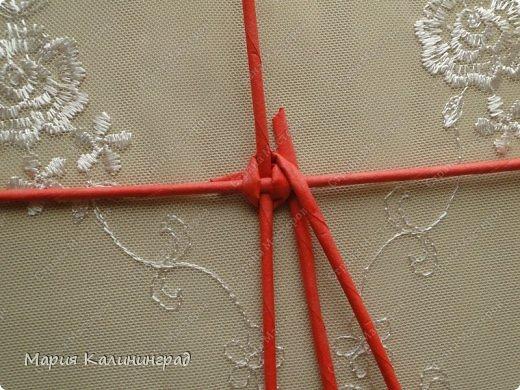 Мастер-класс Поделка изделие Плетение Мк круглого донышка Бумага газетная Трубочки бумажные фото 3