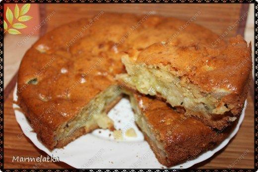 Вкусный, теплый, аромытный пирог!!!