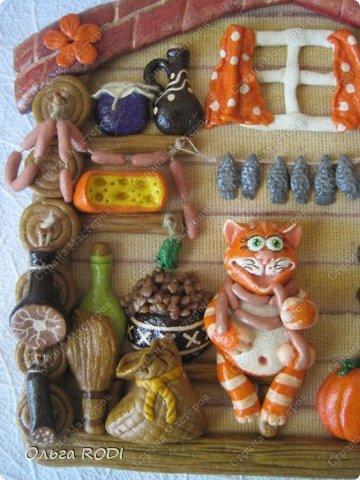 Этих котиков делала к одной из летних выставок. Большое спасибо за идею Надежде https://stranamasterov.ru/user/101797 , ну очень мне её забавные зверятки нравяться!!!!)) Показываю, то что успела сфотографировать. Их было гораздо больше.... фото 8