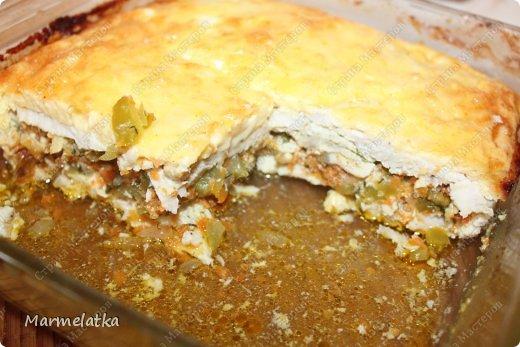 Мясной пирог фото 22