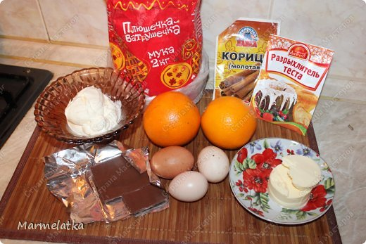 Апельсиновый аромат этих маффинов раздается на весь дом... фото 2