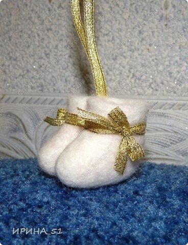 Мини валеночки сувенирные. фото 4