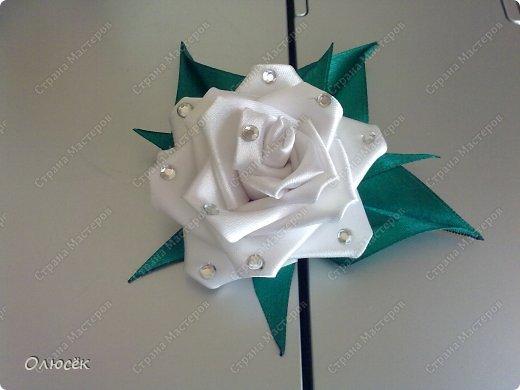 Снова цветочки, только теперь розочки :) Это первая розочка, про нее было здесь: https://stranamasterov.ru/node/305952 фото 6