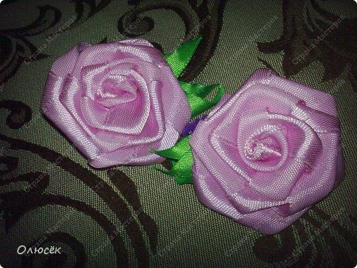 Снова цветочки, только теперь розочки :) Это первая розочка, про нее было здесь: https://stranamasterov.ru/node/305952 фото 3
