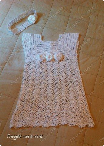 Крестильный наряд для доченьки фото 5