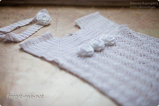 Крестильный наряд для доченьки фото 4