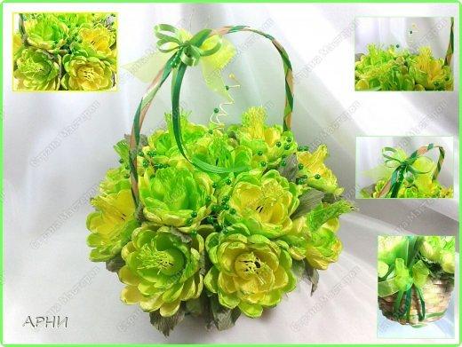 Увидела на просторах интернета такой цветок в технике свит-дизайн, мастер класса не нашла, решила сама повторить. Результатом довольна.