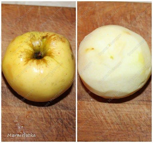 Медово-яблочный кекс фото 4