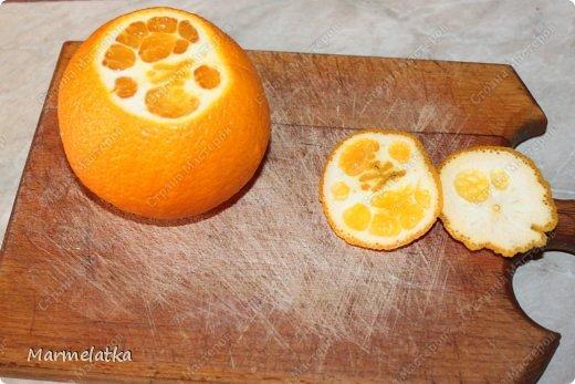Получаются шоколадные апельсиновые цукаты. Очень вкусно  с  чаем!! фото 3