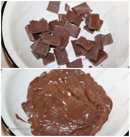 Получаются шоколадные апельсиновые цукаты. Очень вкусно  с  чаем!! фото 6