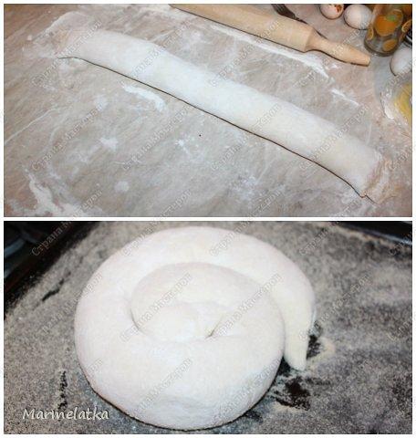 Вертута это молдавская выпечка и представляет собой рулет из слоеного теста, свернутого в спираль. Начинка может быть совершенно любая, сладкая или мясная. фото 8